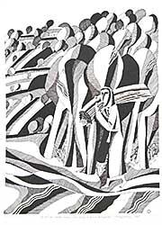#273 ~ Ostafiiuchuk - I'm Going to the Woods to Gather Firewood / Oy Pidy Ya V Lis Po Drova  #27/500