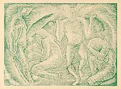 #24 ~ Aller - Untitled - Four Figures