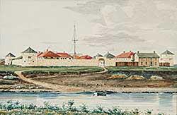 #22 ~ Eade - Untitled - Upper Fort Garry