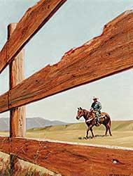 #26.2 ~ Freeman - Fence Frame