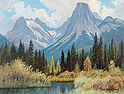 #32 ~ Gissing - Near Canmore
