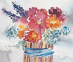 #522 ~ Froese - Untitled - Spring Bouquet