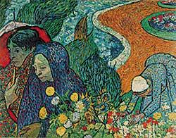 #775 ~ Van Gogh - Ladies of Arles