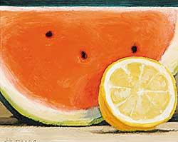 #103 ~ Thomas - Watermelon and Lemon