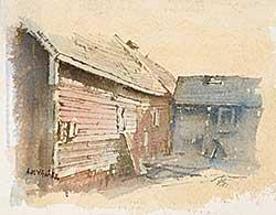 #900 ~ Vallee - Untitled - Barn Study