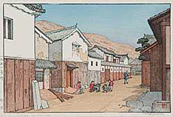 #927 ~ Yoshida - Village in Harima