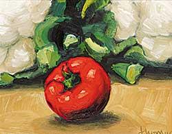 #907 ~ Thomas - Tomato and Cauliflower