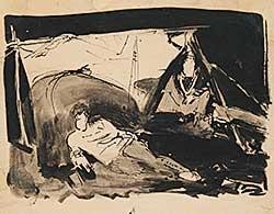 #120 ~ Varley - Night Camp, Garibaldi