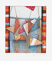 #255 ~ Esler - Table Top Series V  #9/50