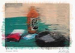 #362 ~ O'Keefe - Schooner Bottle
