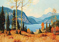 #33 ~ Gissing - Shushwap Lake