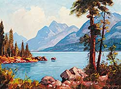 #39 ~ Gissing - Kootenay Lake