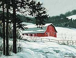 #434 ~ Freeman - Winter's Robe