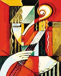 #432 ~ Espinoza - Musician II