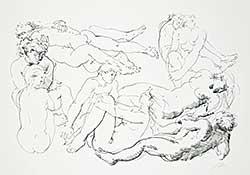 #58 ~ Erni - Untitled - Couples  #32/150