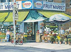 #163 ~ Tait - Untitled - Fruit Market