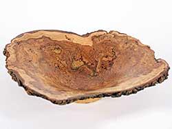 #165 ~ Thur - Wild Cherry Burl, Muskoka