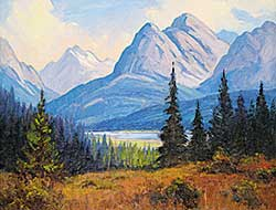 #28 ~ Gissing - Athabasca River