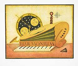#1297 ~ O'Donohue - Untitled - Harmonium  #AP