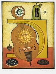 #1298 ~ O'Donohue - Untitled - Pendulum  #AP