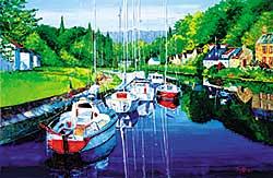 #1301 ~ Pauker - Petite Harbour
