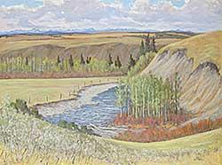 #96 ~ Turner - Jumping Pound Creek