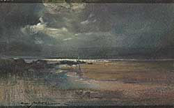 #1120 ~ Napier - The Firth, by Moonlight