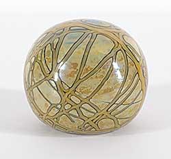 #1492 ~ Studio - Art Nouveau Paperweight