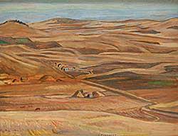 #52 ~ Jackson - Porcupine Hills, Alberta, October. 1943