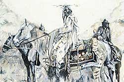 #107 ~ Van Ginkel - Horseback