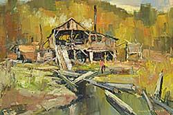 #425 ~ Elliott - Northern Sawmill