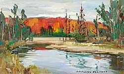 #426 ~ Elliott - Northern Autumn