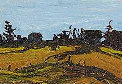 #1049 ~ Ermacora - Farmland East Sooke