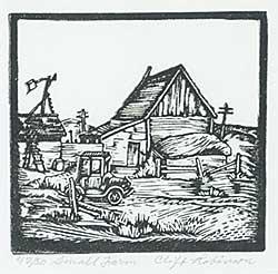 #1175 ~ Robinson - Small Farm  #43/50