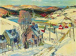#469 ~ Purcell - Back of Lunenburg, N. Scotia