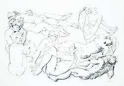 #1105 ~ Erni - Untitled - Couples  #32/150