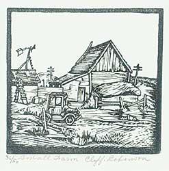 #1243 ~ Robinson - Small Farm  #36/50