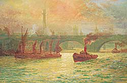 #74 ~ O'Brien - On the Thames