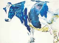 #447 ~ Olson - Untitled - Holstein Cow