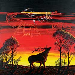 #13 ~ Ewenin - Untitled - Dream of the Elk