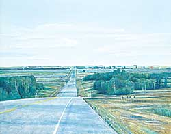 #74 ~ Mckee - Untitled - Alberta Highway