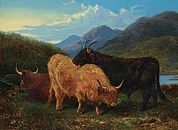 #307 ~ Corbould - In the Highlands