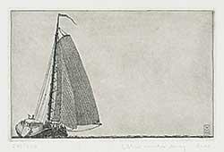 #230 ~ van der Meij - Tjalk  #203/300