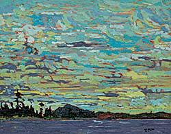 #1051 ~ Ermacora - Summer Clouds - West Coast