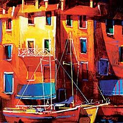 #1210 ~ O'Toole - Glow of Porto Venere