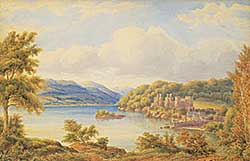 #1287 ~ Varley - Conwy Castle, Wales