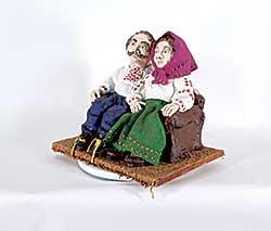 #1311 ~ Yakiwchuk - Untitled - Ukrainian Couple