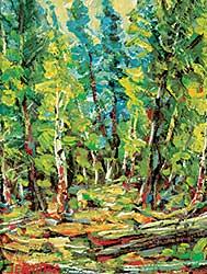 #1082 ~ Jegodtka - Through the Trees