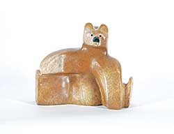#524 ~ Theoret - Untitled - Brown Bear