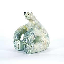 #525 ~ Theoret - Untitled - Green Bear